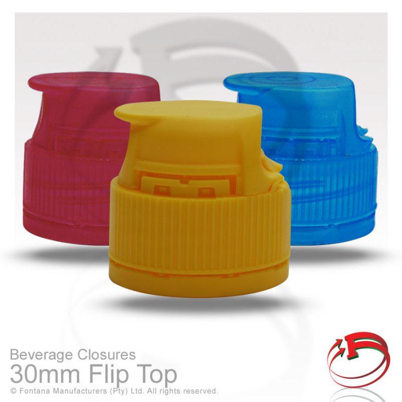 beverage-closure-30mm-Flip-Top
